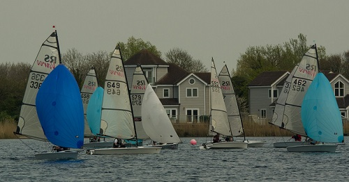 South Cerney Asymmetric Open 7 May 2016