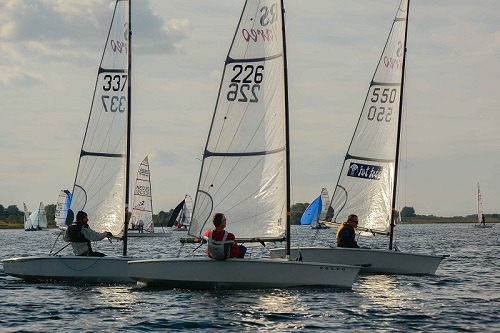 More information on Report, results and photos from Dutch Open SKiff Trophy
