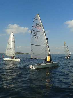 More information on Dutch Open Skiff Very Soon, Inlands Rescheduled, AGM Minutes