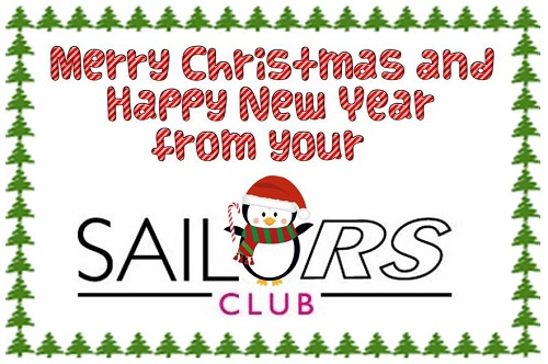More information on New Website, Club List Call to Action and Christmas Greetings!