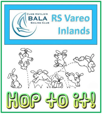 More information on RS Vareo Inlands this weekend so HOP TO IT!
