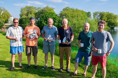 More information on Two reports, results and photo gallery for South Cerney Asymmetric Open Here!